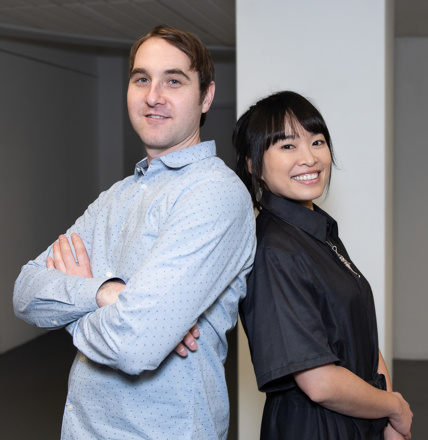 Jonathan Grover and Hui-Ying Tsai